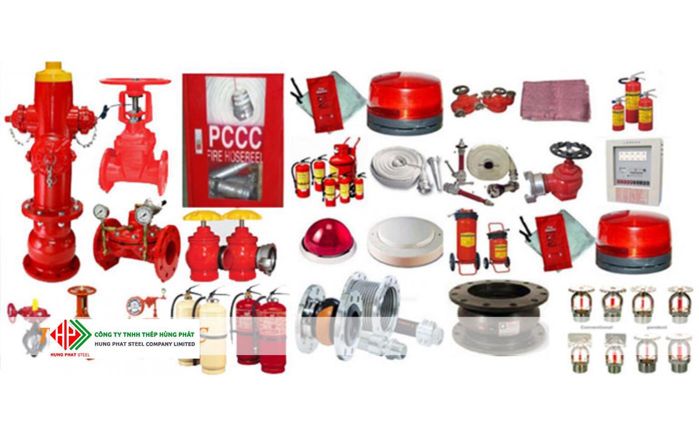 Hệ thống thiết bị phòng cháy chữa cháy