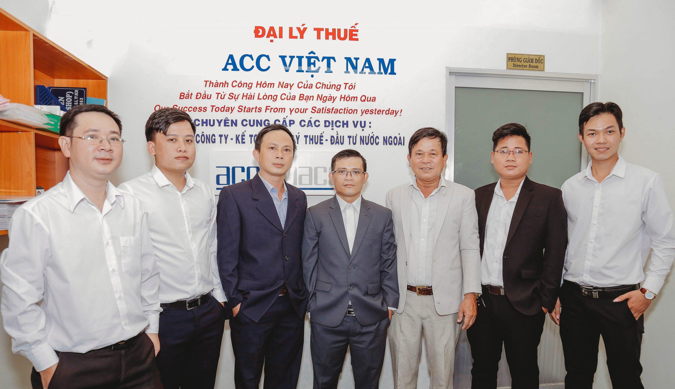 Dịch vụ thành lập công ty uy tín tại Tphcm