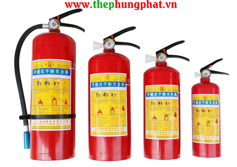 thiết bị chữa cháy
