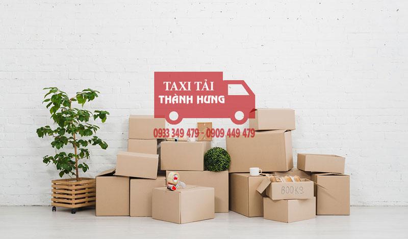 Chuyển nhà quận 6 của Taxi Tải Thành Hưng