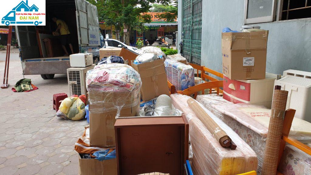 Dịch vụ chuyển nhà quận 8 trọn gói nhanh chóng uy tín