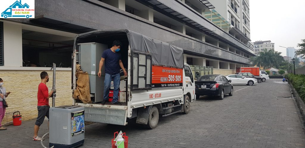 Dịch vụ chuyển nhà quận 10 trọn gói nhanh chóng uy tín