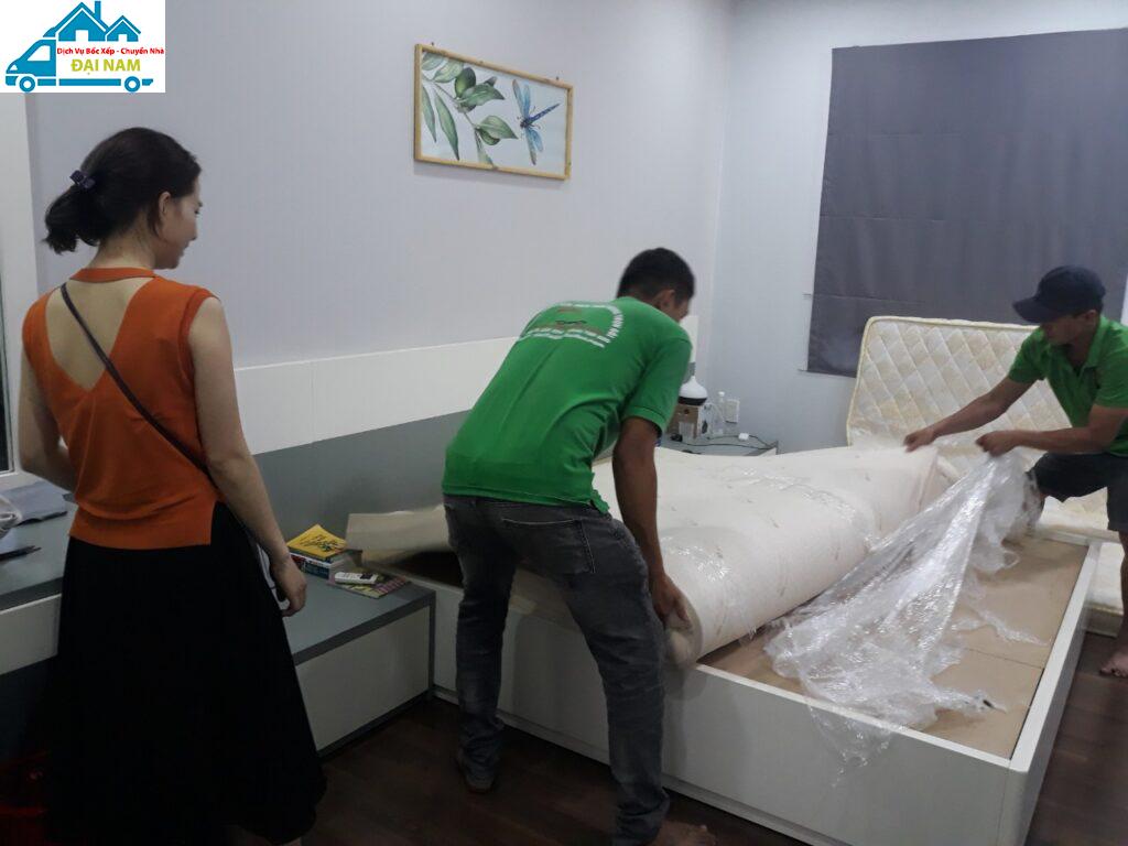 Dịch vụ chuyển nhà quận Tân Phú trọn gói nhanh chóng uy tín
