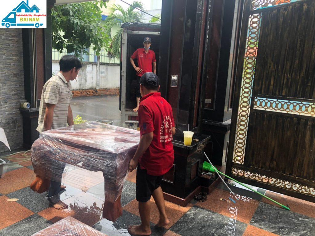 Dịch vụ chuyển nhà quận 11 trọn gói nhanh chóng uy tín