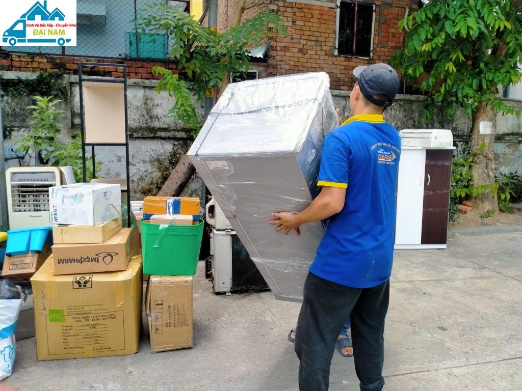 Dịch vụ chuyển nhà quận 4 trọn gói nhanh chóng uy tín