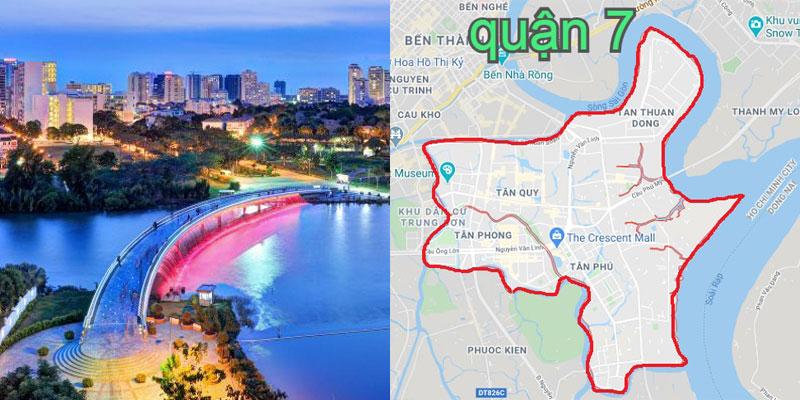 Chuyển nhà quận 7 phường Tân Phú