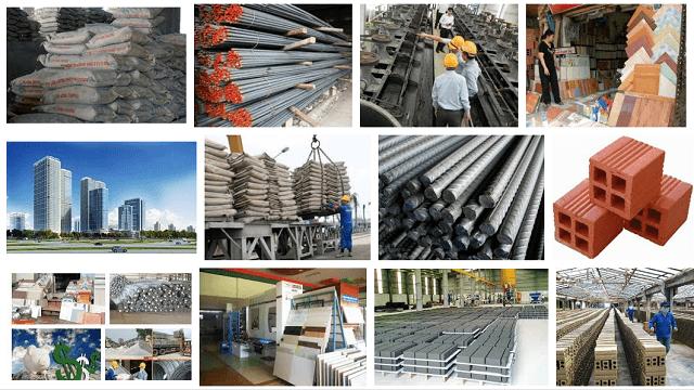 Top 10 đơn vị cung cấp vật liệu xây dựng chất lượng uy tín tại Tphcm