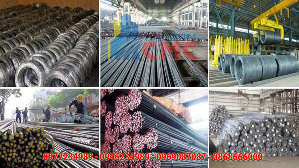 Báo giá sắt thép xây dựng mới nhất hôm nay