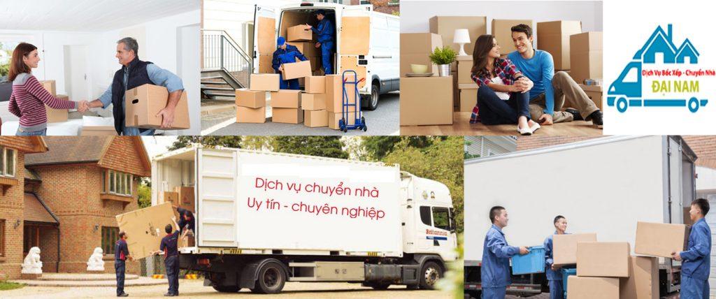 Dịch vụ chuyển nhà trọn gói uy tín nhất tại Tphcm