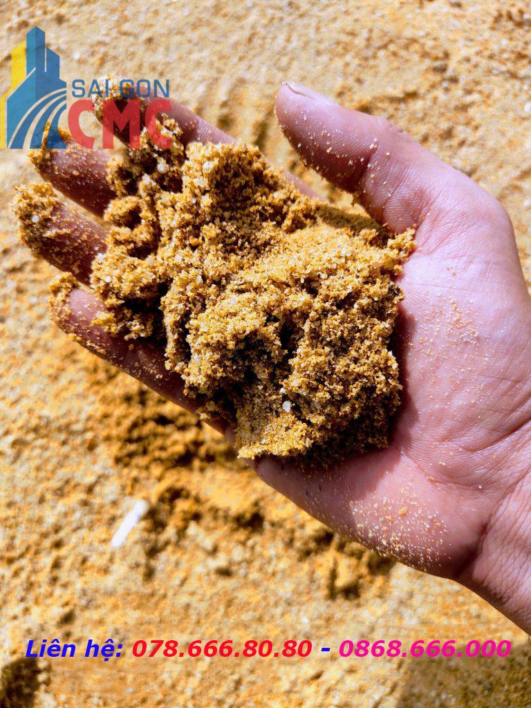 Các yêu cầu kĩ thuật cát bê tông rửa