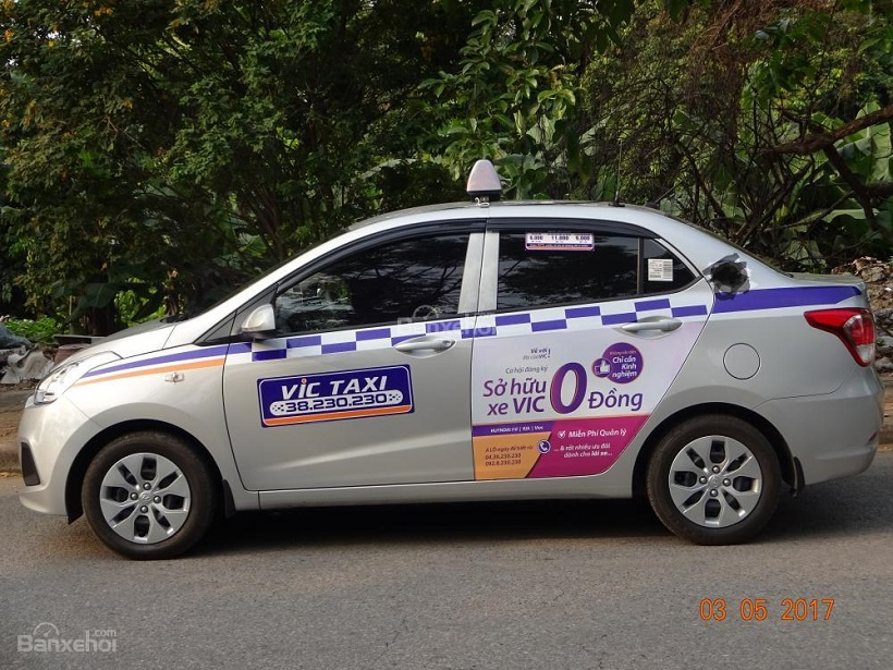 Vic Taxi Hà Nội